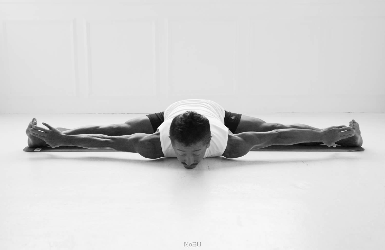 「柔軟性」を上げようとすると「強靭性」が必要になる