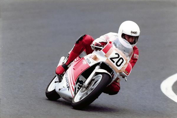 昔はバイクのレーサーだった・・・😅 【閑話休題】