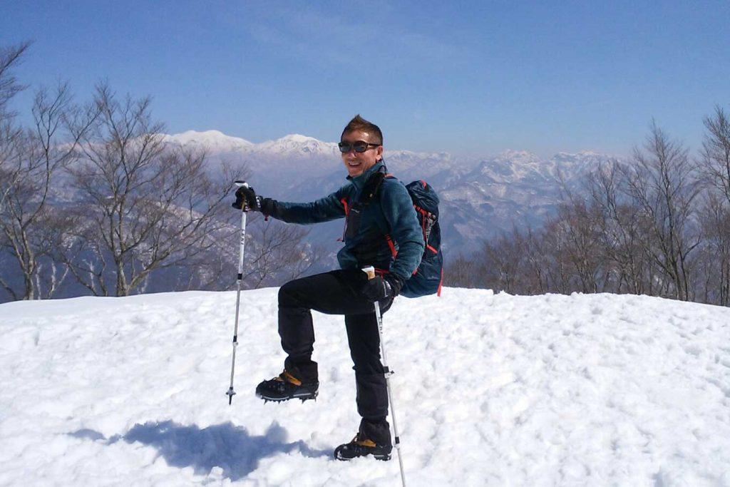 捻挫回復後初のリハビリ登山は、人生の中で最もしんどく、最も最高だった〜!