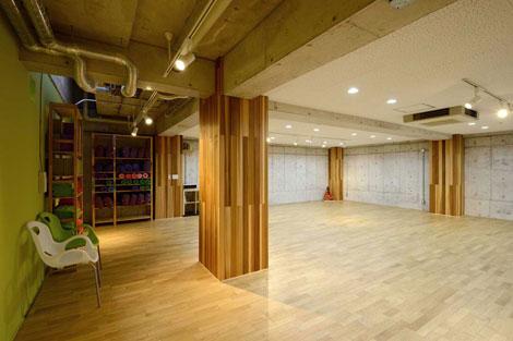 コベヨガ神戸六甲スタジオ写真